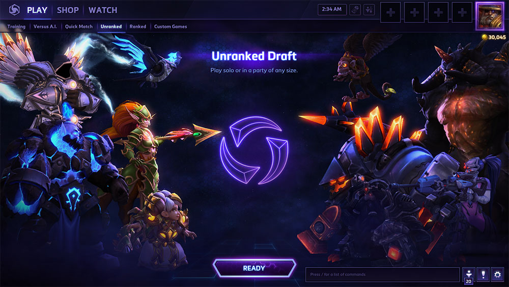 Heroes of the storm matchmaking ranked