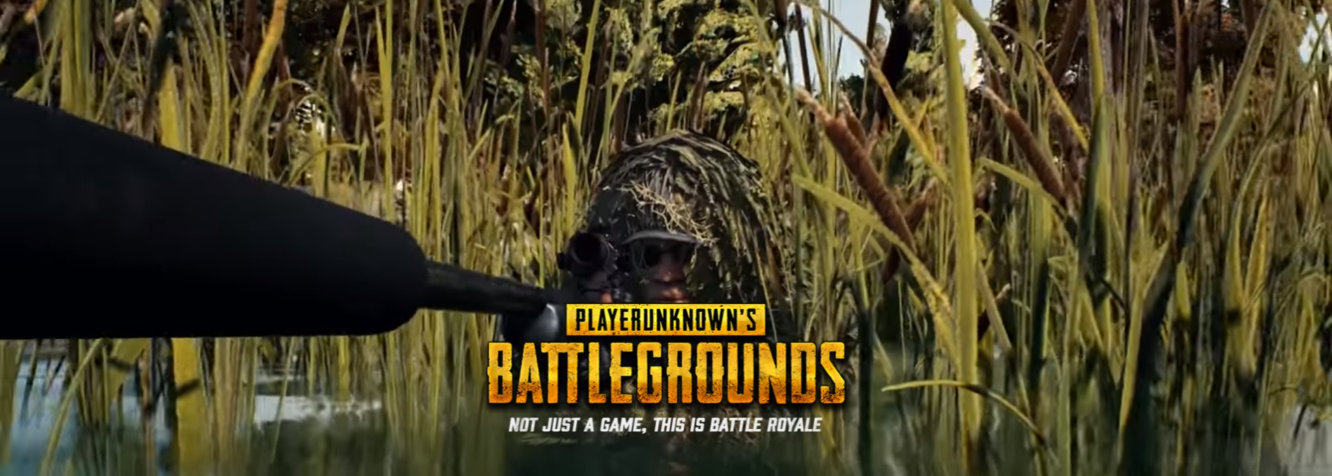 Pubg Word Wallpaper: PLAYERUNKNOWN's BATTLEGROUNDS Review: Old Idea, Fresh Take