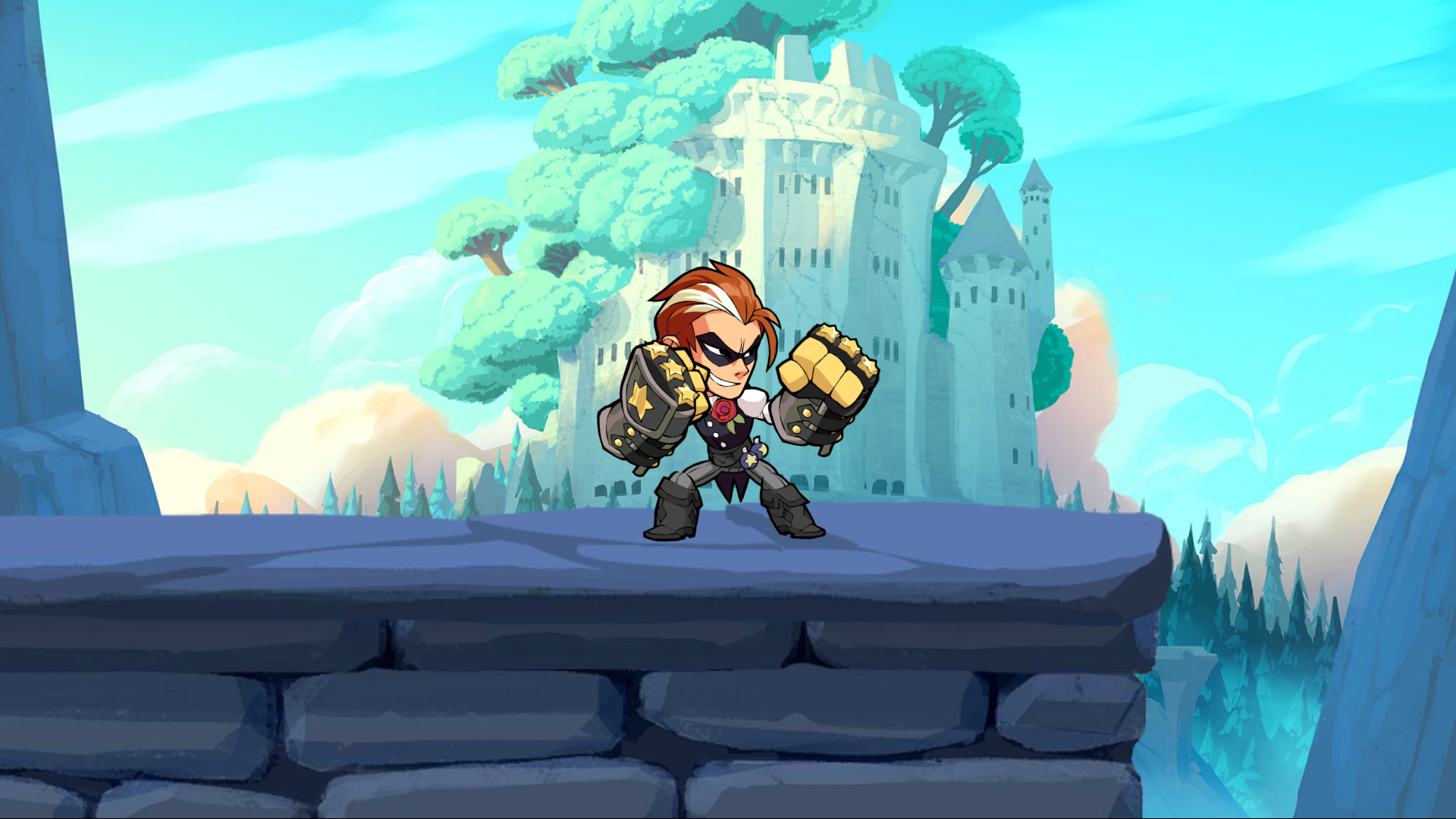 Brawlhalla: New Dash Mechanic and Legend Preview - Esports