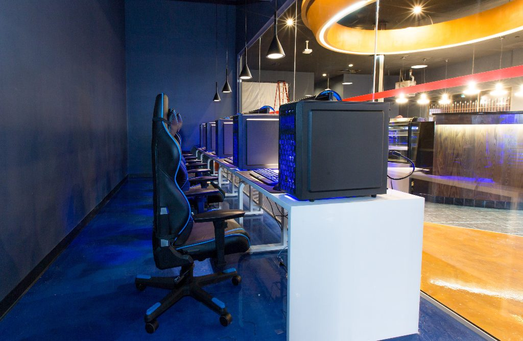 Gamer Space: Reimagining the PC Bang - Esports Edition